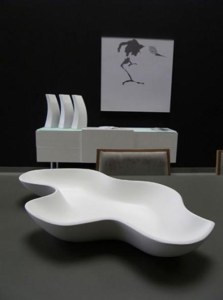 Showroom mobilier
