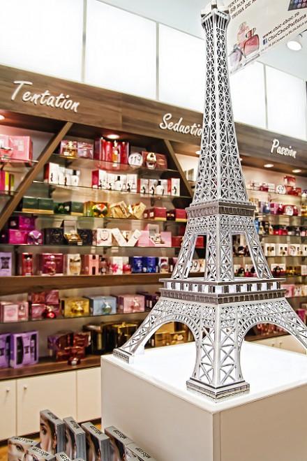 Magazin parfumuri Auchan