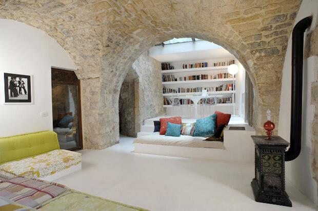 Pardoseala din rasina epoxidica in design ul de interior for Case rustiche interni pareti