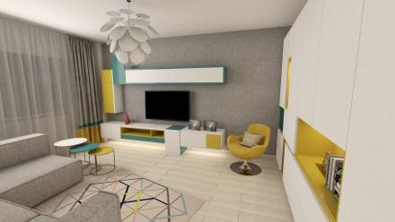 Amenajare Apartament 2 camere Bucuresti Traian