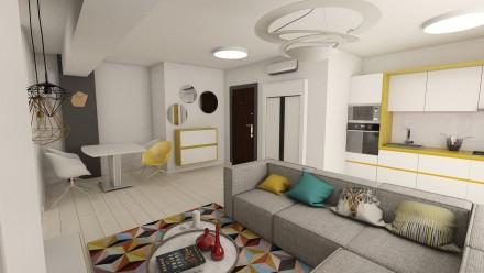 Amenajare interioara Apartament Bucurestii Noi