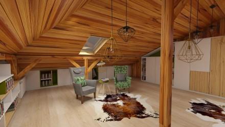 Design interior Mansarda Bucurestii Noi