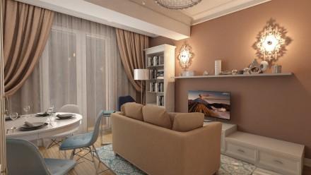 Design interior apartament 3 camere Stefan cel Mare Bucuresti