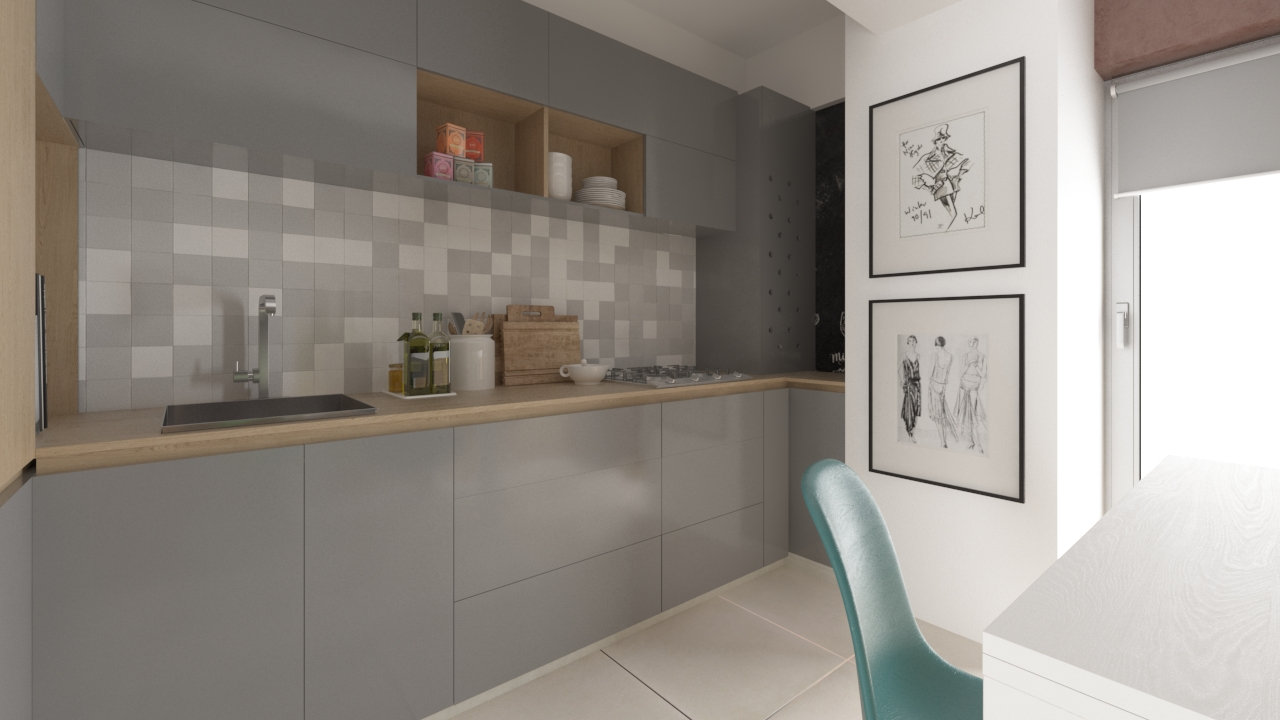 Design interior apartament 2 camere novuminvest idecorate for Camere design
