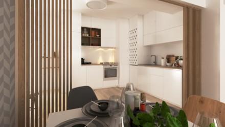 Design interior apartament Upground