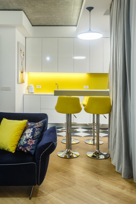 Design interior apartament Bucuresti D city