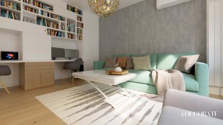 Design interior 3 camere Bucuresti