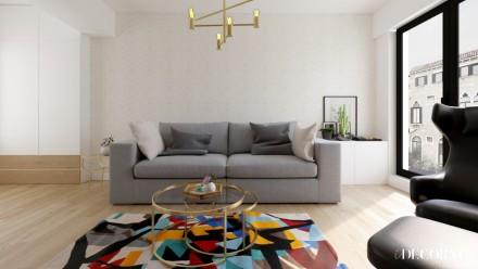 Design interior apartament 3 camere Pallady