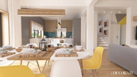 Design interior casa Mogosoaia