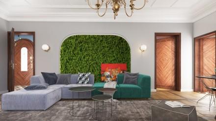 Amenajari interioare – Design interior Casa interbelica Bucuresti