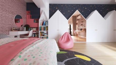 Amenajari interioare – Design interior apartament  3 camere Bucuresti