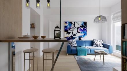 Amenajari interioare- Apartament 2 camere Bucuresti