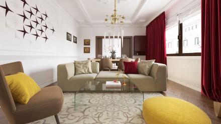 Amenajari interioare – Design interior Casa Bucuresti