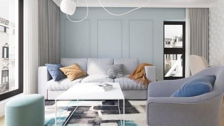 Amenajari interioare – Apartament A 3 camere Bucuresti