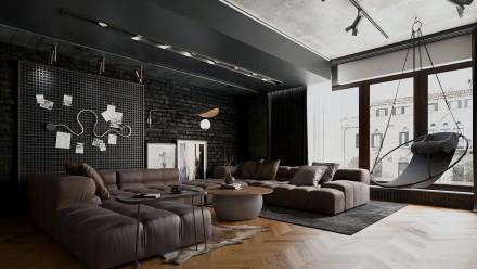 Amenajari interioare – Apartament K Pipera