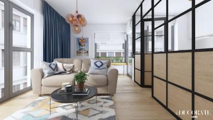 Amenajare interioara apartament Aviatiei