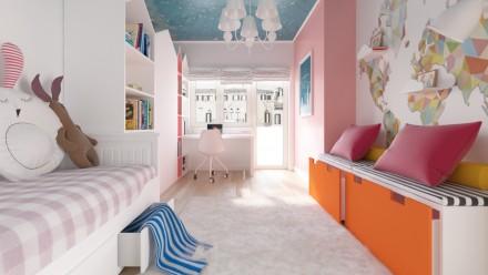 Amenajari interioare – apartament N Bucuresti
