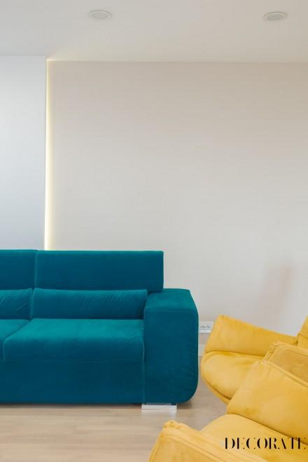 Amenajari interioare Bucuresti – design interior apartament Baba Novac
