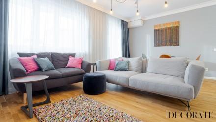 Design interior apartament 4 camere Baba Novac