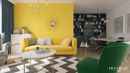 Design interior apartament Bucuresti M O 3 camere