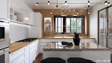 Design interior Vila Otopeni
