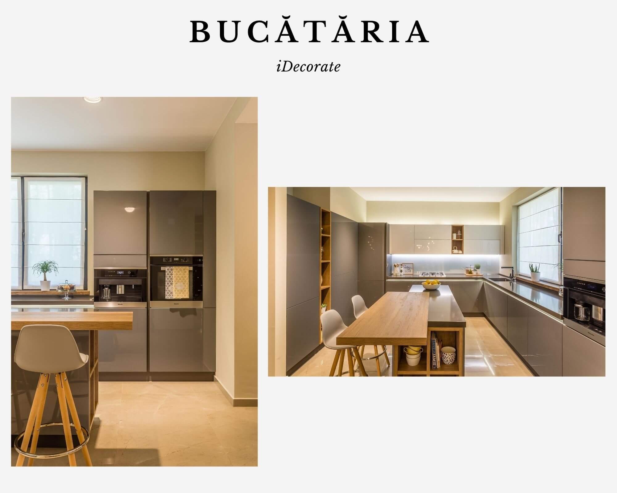 Our work – casă de 250 mp din București, amenajată pentru o familie