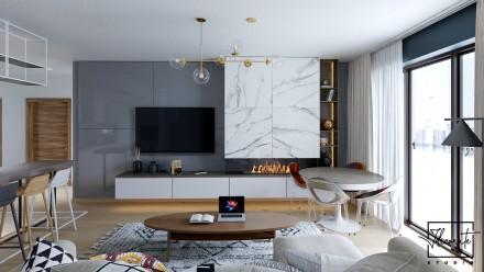 Amenajari interioare apartament 3 camere Bucuresti 1