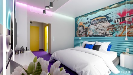 DESIGN INTERIOR  HOTEL PLOIESTI
