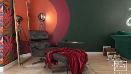 Design interior apartament 2 camere Baba Novac Residence Bucuresti