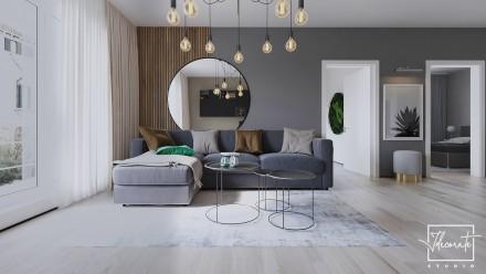 Design interior apartament 2 camere Bucuresti