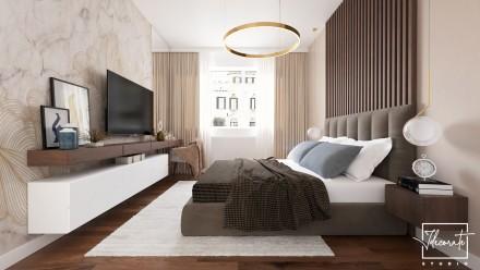 Design interior apartament 2 camere Galati