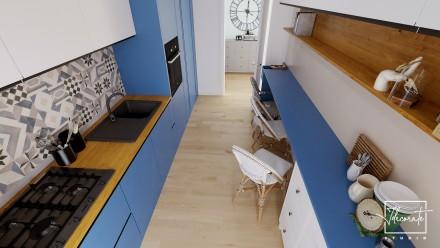 Design interior apartament 2 camere Unirii Bucuresti