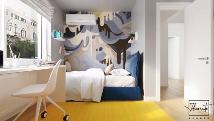 Design interior apartament 3 camere Bucuresti