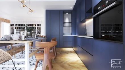 Design interior apartament 4 camere Petru Rares Residential Bucuresti