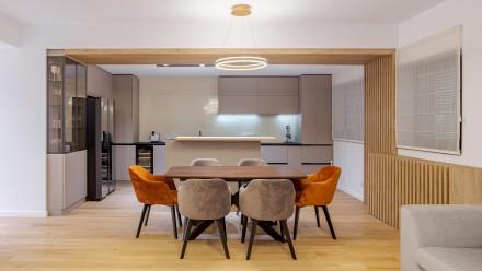 Design interior apartament Baneasa Bucursti Nord Carina Residence