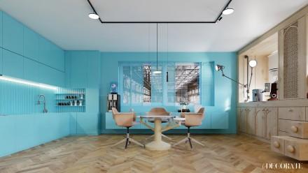 Design interior laborator cafea Bucuresti